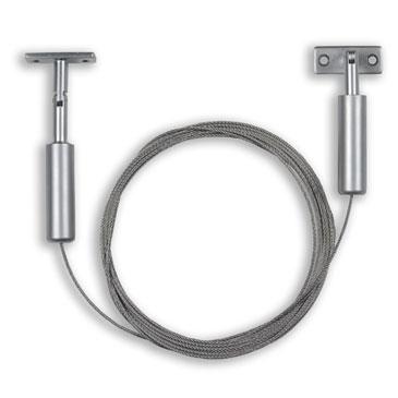 Kit Câble Acier Possibilité De Recouper