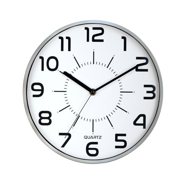 Horloge murale g ante quartz for Horloge geante murale