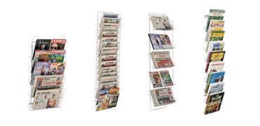 Echelle Presse Edimeta Présentoir Presse Porte Journal Porte